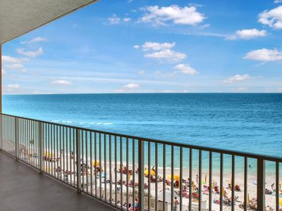 Photo for 4th Floor Oceanfront Condo Right Over The Pool!  Everything is NEW! (Sat - Sat during Summer)