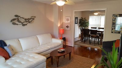 Photo for Delightfully Renovated 3 BR Townhouse Near Shem Creek, in Desirable Mt. Pleasant