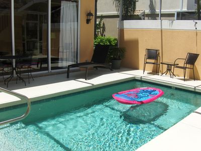Photo for 4Bed/3Bath, Luxury Townhouse with Private Pool Near Gulf, Golf, and Beach