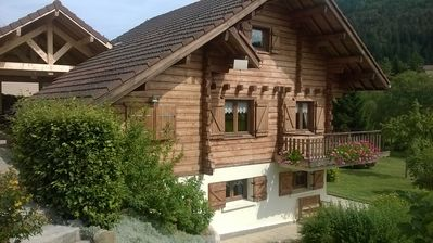 Photo for Bois d'Amont / Les Rousses Chalet At The Foot Of Cross-Country Ski Trails