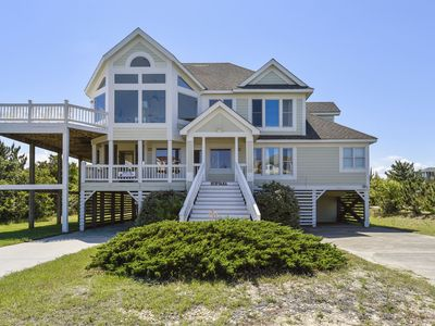 Photo for Semi Oceanfront:  Private Heated Pool (16x40)! Lovely ocean & sunrise views, HotTub! Large Game Room
