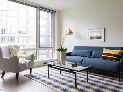 Photo for Sonder | The Continuum | Airy 2BR + Gym