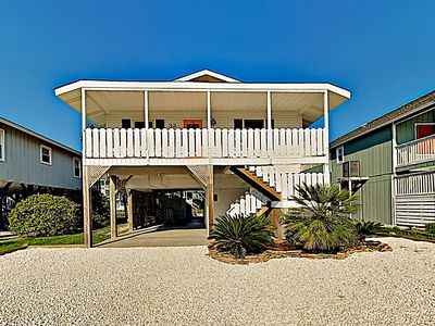 Photo for New Listing! Canal-Front Oasis w/ Boat Dock & Private Suite, Walk to Beach