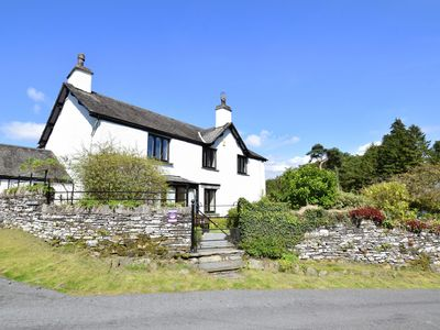 Photo for Luxurious Holiday Home at Skelwith Fold with Lush Garden