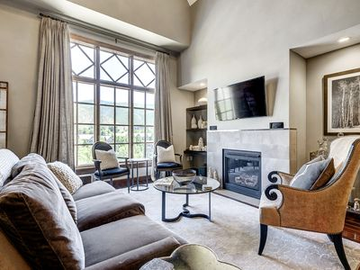 Photo for Sleek and Modern Penthouse at the Beaver Creek Entrance, with Private Shuttle