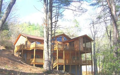 Photo for 5BR House Vacation Rental in Topton, North Carolina