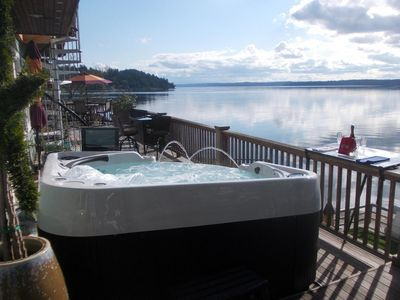 Photo for SPECTACULAR WATERFRONT SETTING
