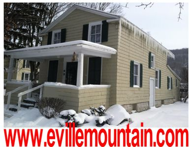 Photo for SKI HOUSE WALK TO DOWNTOWN ELLICOTTVILLE