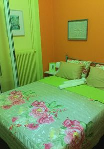 Photo for The Greek Griffin: one bedr. Apartment, 30sqm, Athens Downtown, close to Metro