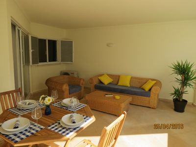 Photo for Magnificent T2 with wifi, a / c and swimming pools