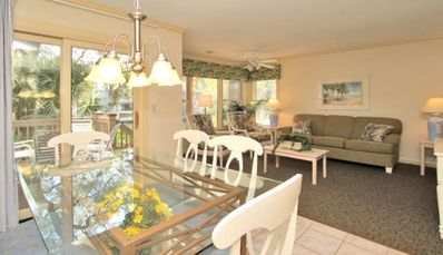 Photo for Village at Palmetto Dunes  3 Bedroom Townhouse Just Steps from Tennis and Golf