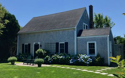 Photo for Classic Nantucket Cottage, Close to Town and Beaches