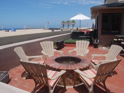 Photo for On the Strand - Casitas del Mar - Presidente 3bd + Cabana optional