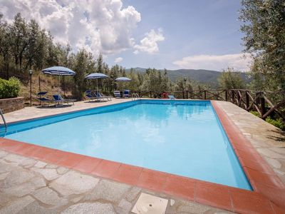 Photo for In Castiglion Fiorentino with Internet, Pool, Parking, Washing machine (632639)
