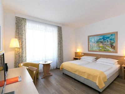 Photo for Superior double room, breakfast, non refundable - Hotel IMLAUER & Bräu