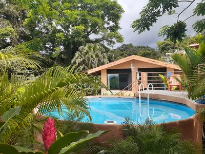 Encantada Guesthouse: The family option of the Encantada Arenal Adults Only B&B