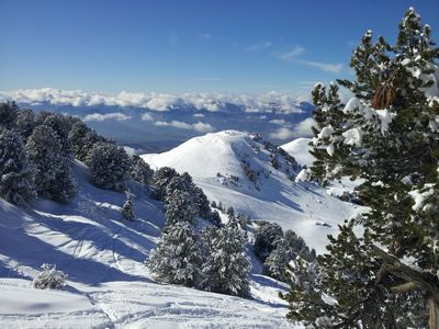 Photo for Comfortable apartment 6 people in Chamrousse