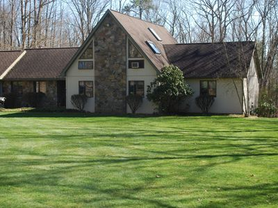 Photo for Beautiful Country Home Secluded On 8 Acres-Private Setting