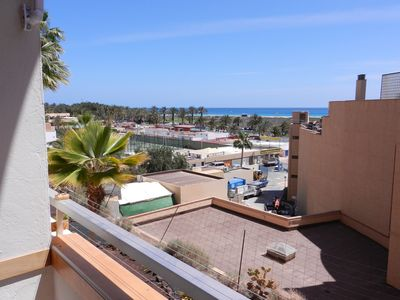 Photo for Cozy apartment in Jandia with terrace and sea views. Free WIFI