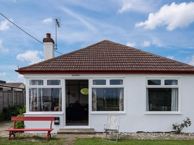 Photo for Sea Haven - a four bedroomed bungalow with stunning sea views