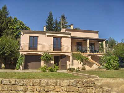 Photo for South Ardèche: a natural and sun room: ensured successful holiday