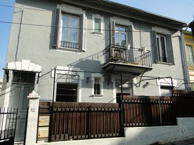 Photo for Nice Center: Nice House Niçoise Apartment 70m2 terrace 3 bedrooms 8 pers