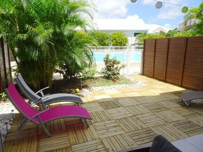 Photo for Holiday house Saint-Francois for 7 - 8 persons with 3 bedrooms - Holiday house