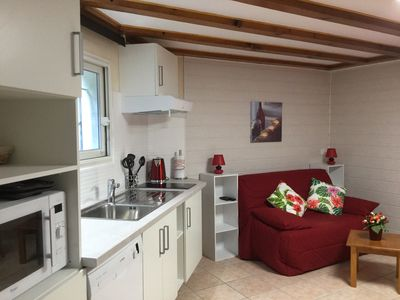 Photo for Independent apartment 4 people quiet near Dune du Pyla, Beaches, Forest