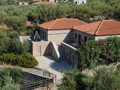 Photo for Armonia 2 villa in quiet area 900 meters from the sea