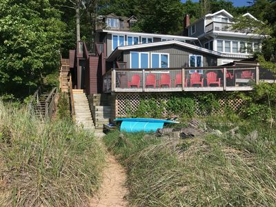 Photo for Beach Lovers Lake Michigan Family Destination in Saugatuck