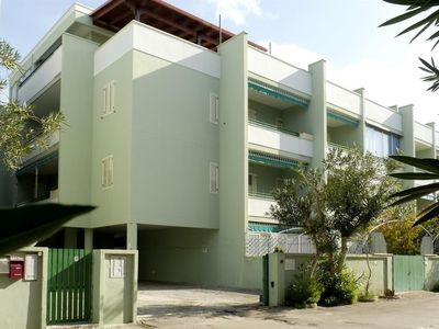 Photo for Apartment in Baia Verde with Parking, Terrace, Washing machine (455905)