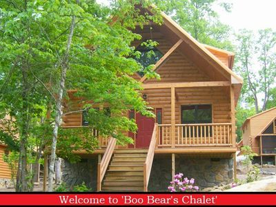 Photo for Boo Bear's Chalet at White Oak Resort