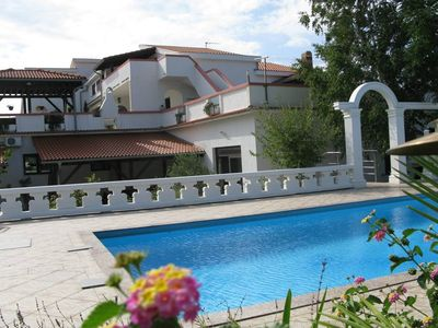 Photo for 2BR Apartment Vacation Rental in Kampor, Kvarner Bucht