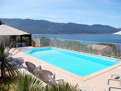 Photo for Apartment Résidence Roc et Mare  in Tiuccia, Corsica - 4 persons, 2 bedrooms