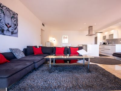 Photo for New and modern apartment with sea views