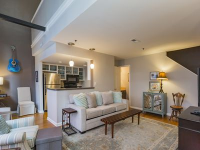 Photo for Opening Special! Walk Everywhere Downtown! Loft sleeps 2-4! Free Parking!