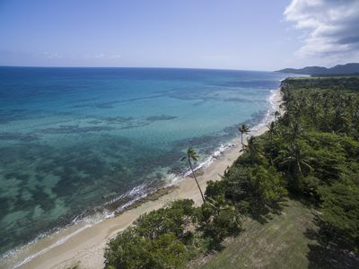 Photo for Coco Beach and Caribbean Sea Views on 5 Acres- Casita at Encantada