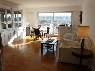 Photo for 3 rooms in beautiful residence in Boulogne