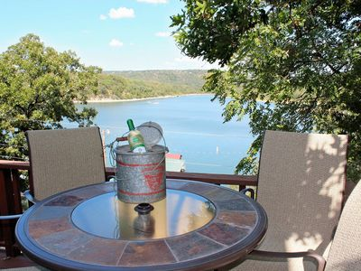 Old Matt's Lakefront Cabin with Spectacular Views, Boat Ramp Access