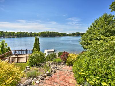 Photo for Luxurious Lakefront Home w/Beach in Traverse City!