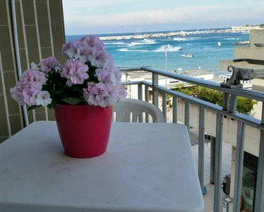 Photo for On the Beach Promenade With Balcony