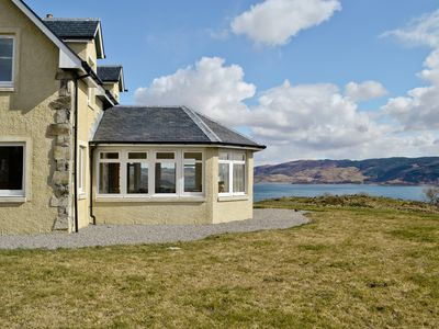 Photo for 4BR House Vacation Rental in Kilmelford, near Oban
