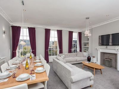 Photo for A spacious and contemporary apartment for up to 16 in central Bath