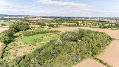 Set in 20 acres of mixed parkland & woodland