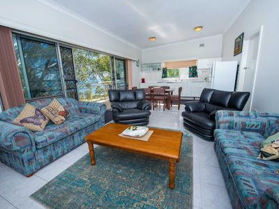 Photo for Positioned opposite Nelson Bay waterfront!