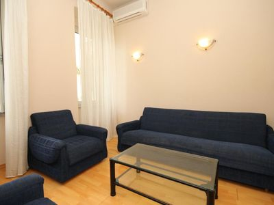 Photo for Two bedroom apartment with air-conditioning Opatija (A-7830-a)