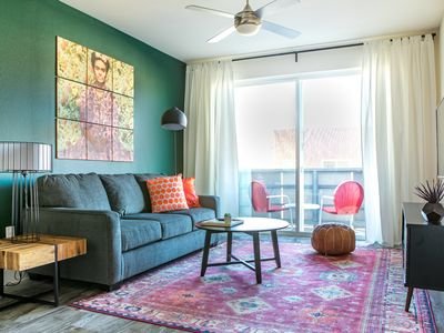 Photo for WanderJaunt | Arvin | 1BR | The Domain