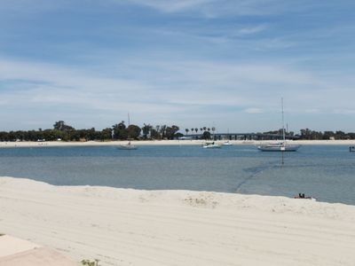 Photo for San Diego Mission Bay Beautiful Condo with a View