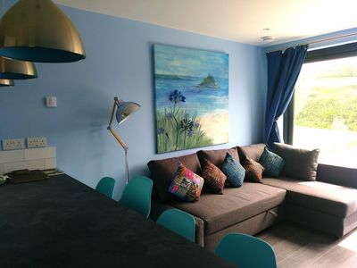 Photo for Newly Built Ground Floor Apartment in Marazion