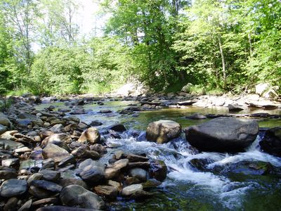 Photo for Evergreen is a family friendly retreat located in Weston Vt.